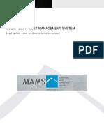 MAMS Brochure 2010