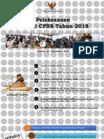 Sosialisasi CPNS 2018 Polri