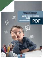 Guia de Enseñanza Del Ingles. Para Alumnos Con Dislexia y Otras Dificultades