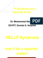 Hell p Syndrome