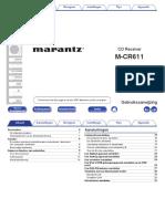 Full Manual Mcr611 Eu Nl