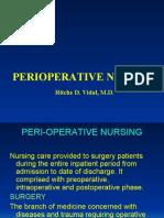Perioperative Nursing 1