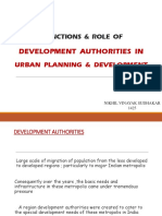 URBAN AND CITY NODES- IRENE pptx   Transport   Urban Planning