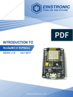 Nodemcu Esp8266 Esp 12e Catalogue