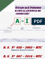 Que vehículos se puede conducir con la Licencia de Conducir A-I.pdf
