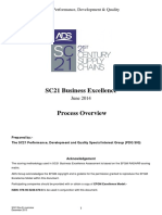 SC21 Bus Ex Process Overview June 2014