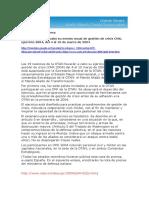 11 MDeclaración de prensa La OTAN  CMX, ejercicio 2004, del 4 al 10 de marzo de 2004