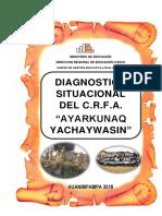 Diagnostico Situacional Crfa a.y.