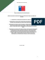 Bases Administrativas Modificadas 12 Concurso