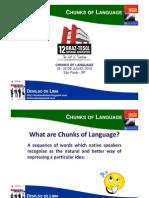Chunks of Language Braz-tesol
