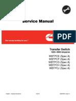 CUMMINS ONAN WBTPCH POWER GENERATION TRANSFER SWITCH 1200-4000 AMPERES Service Repair Manual.pdf