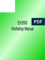 HITACHI EX5500 EXCAVATOR Service Repair Manual.pdf