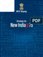 Strategy for New India
