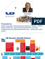 UB group Overview