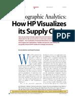 HP_Supply Chain Analytics