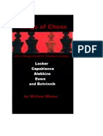 Winter, William - Kings of Chess - (1954)