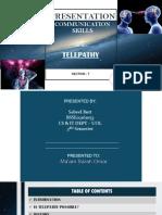 Presentation Telepathy