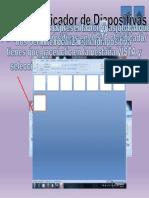 Vista Clasificador de Diapositiva