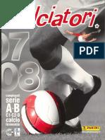 Calciatori 2007-2008 (Panini)