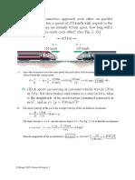 Tutorial (1) Fizik _sem 1