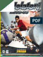 Calciatori 2008-2009 (Panini)