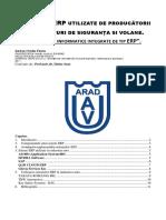 Sisteme Informatice Integrate de Tip ERP - Serban Ovidiu