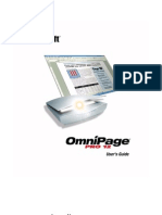 Omni Page Pro 12 Guide ENG