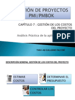 Pmi Pmbokcapitulo7gestindecostosdelproyecto 160614144356