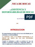 SESION No.04 - RESISTENCIA Y DEFORMABILIDAD DE  ROCA.pptx