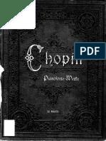 Chopin, Frederic - Sämtliche Pianoforte-Werke - Band 3