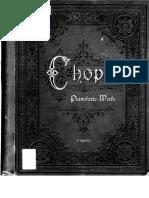 Chopin, Frederic - Sämtliche Pianoforte-Werke - Band 1