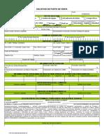 For-VE-AGE-033 Solicitud de Puntos de Ventas V3 (1) (NUEVO)