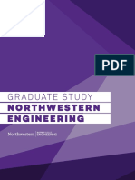 Northwestern Engineering Graduate Program Guide