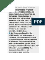 El proceso actual de descentralización en venezuela.docx