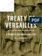 Treaty of Versailles A Primary Document Analysis.epub