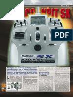 mpx cockpit sx RC Pilot N°44 (juillet 2007)
