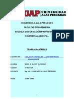 T.a. Tratamiento Agua- Mirla G. Quispe Gutierrez