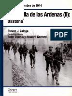La batalla de las Ardenas II - Bastogne
