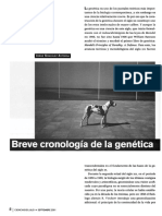 Breve Cronologia De La Genetica.PDF
