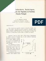 J. M. CORREIA NEVES (1966) Cyrilovite, Fosfosiderite, Rockbridgeite, e Outros Minerais Dos Pegmatitos de Vermilhas, Vouzela, Portugal. Estudos Gerais Universitários. - Vol. 3, Nº 6 , p. 41-60