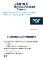 Chapter 5 Multimedia Database System