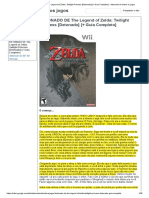 DETONADO DE The Legend of Zelda_ Twilight Princess [Detonado] [+ Guia Completo] - detonado de todos os jogos
