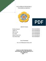 Tugas Operasi Teknik Kimia 2