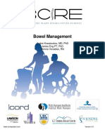 Bowel Management