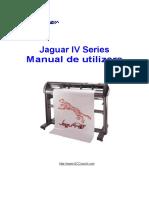 Jaguar IV Manual [Romana]