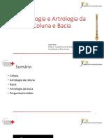 Osteologia e Artrologia Da Coluna e Bacia p 27-Jan