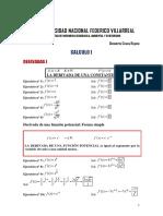 Problemas Resueltos de Calculo Diferencial en Una Variable Ccesa007