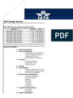 IATA CEIV Pharmaceutical Logistics Audit Checklist V1.3 20170904 Clean