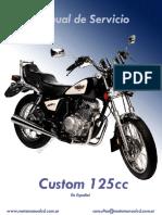 Custom 123 Cc