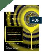 QAT 2 Quantum Allignment Procedure With Equine Supplement (PDF Print)